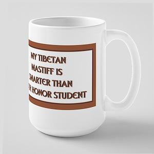 Tibetan Mastiff Honor 2 Large Mug