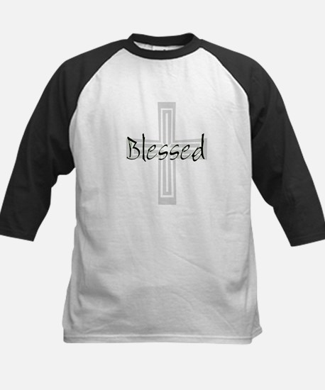 Blessed! Kids Baseball Jersey