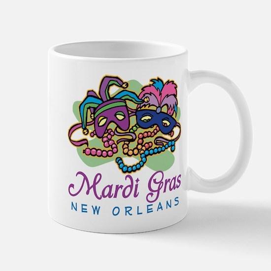 MARDI GRAS NEW ORLEANS Mug