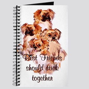 Tibetan Spaniel friends Journal