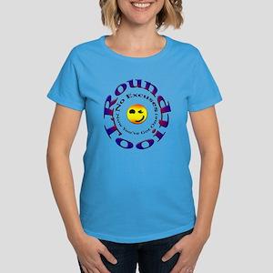 Round Tooit Women's Dark T-Shirt