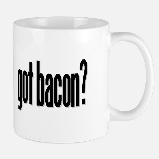 got_bacon_200_8x3 Mugs