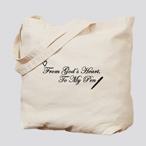 Writer's Inspiration Tote Bag