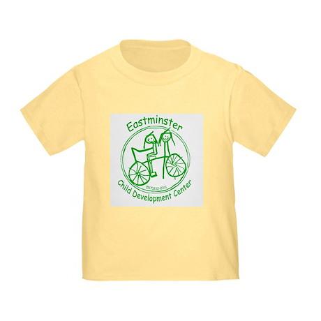 Green Logo Toddler T-Shirt