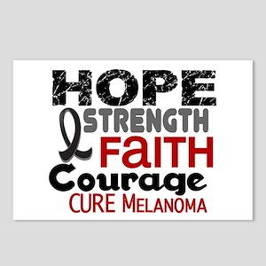 HOPE Melanoma 3 Postcards (Package of 8)