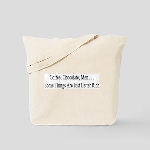 Rich Tote Bag