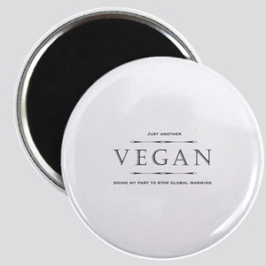 just another vegan Magnet