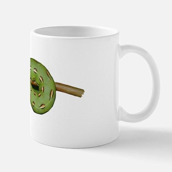 Helaine's Hornworm Mug