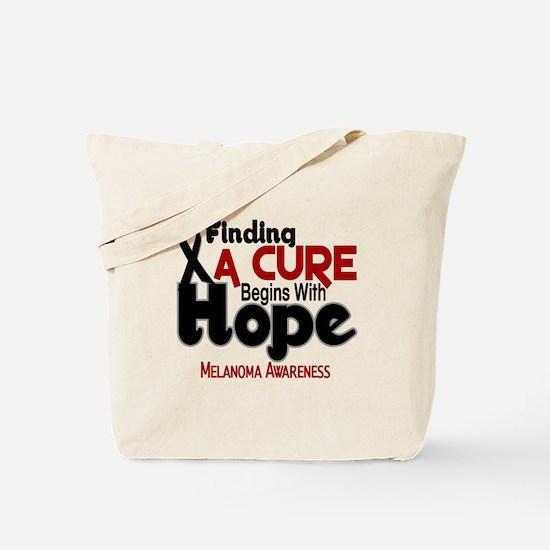 HOPE Melanoma 5 Tote Bag