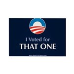 """""""That One"""" Rectangle Magnet (100 pack)"""