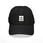 THEBEAU Family Crest Black Cap