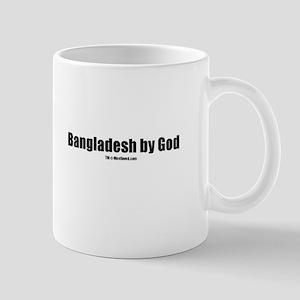 Bangladesh by God (TM) Mug