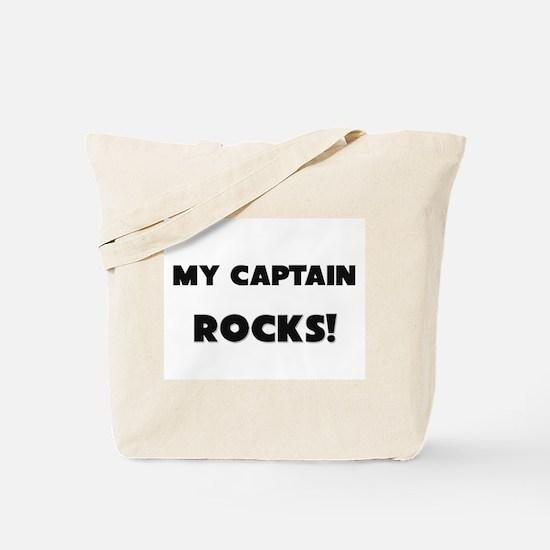 MY Carcinologist ROCKS! Tote Bag