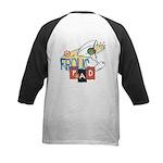 Frolic Pad Kids Baseball Jersey