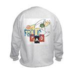 Frolic Pad Kids Sweatshirt