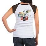 Frolic Pad Women's Cap Sleeve T-Shirt