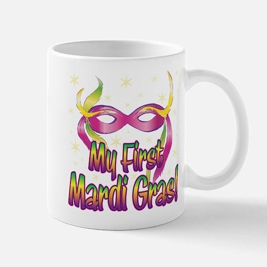MY FIRST MARDI GRAS! Mug