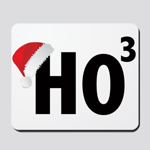 Christmas Ho Ho Ho Santa Mousepad