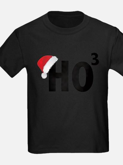 Christmas Ho Ho Ho Santa T