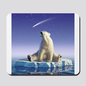 Shooting Star Mousepad