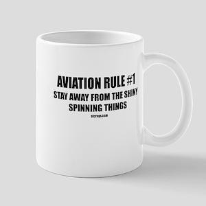 AVIATION RULE #1 Mug