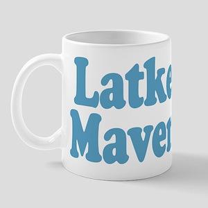 Latke Maven Mug