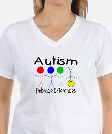 Autism, Embrace Differences Shirt