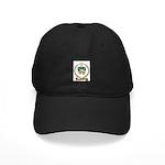 TESTARD Family Crest Black Cap