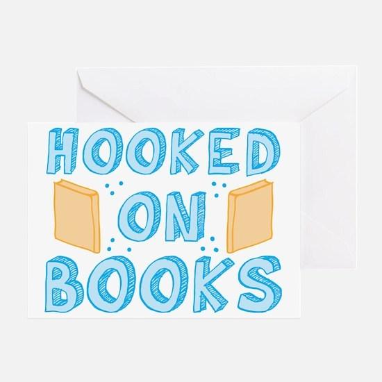 Cute Banned books Greeting Card