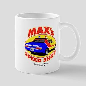 Max's Speed Shop Mug