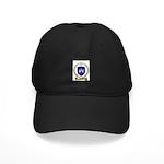 TEMPLE Family Crest Black Cap