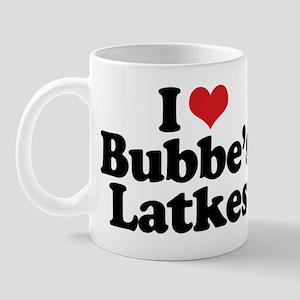 Bubbe's Latkes Mug