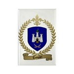 TEMPLET Family Crest Rectangle Magnet (100 pack)