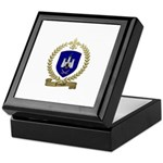 TEMPLET Family Crest Keepsake Box