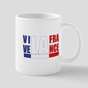 VIVE LA FRANCE Mugs