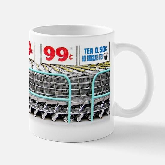 99 Cents Shopping Mall Mug