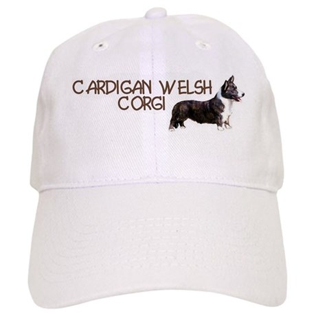 cardigan welsh corgi Baseball Cap by dogdaze dedfc7ccf69