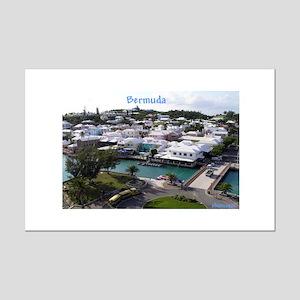 Hamilton, Bermuda Mini Poster Print