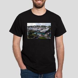 Hamilton, Bermuda Dark T-Shirt