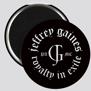 Jeffrey Gaines / Royalty In Exile Magnet