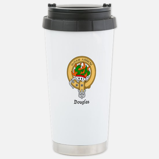 Douglas Stainless Steel Travel Mug
