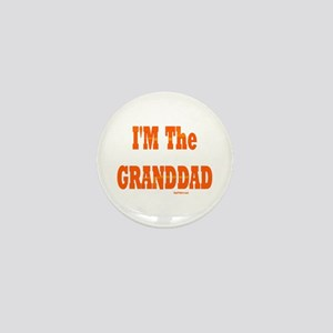 I'm The Granddad Mini Button
