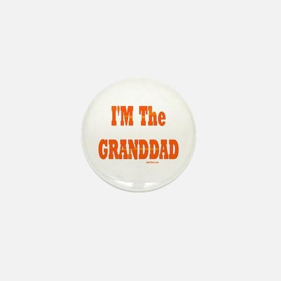 I'm The Granddad Mini Button
