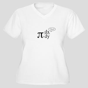Pi-Rates Women's Plus Size V-Neck T-Shirt