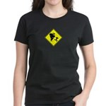 Women's Fitted Tornado Chaser T-Shirt