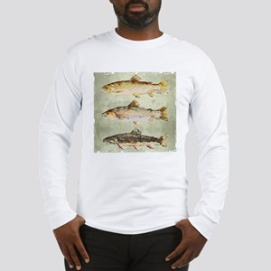 It's All About the Trout Long Sleeve T-Shirt