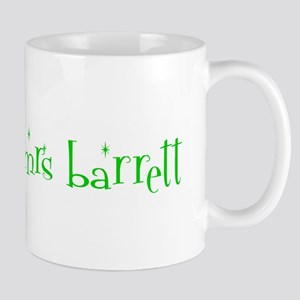 soon to be mrs barrett Mug