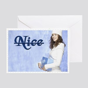 not so nice greeting cards pk of 20