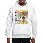 Reindeer Drug Tests Hooded Sweatshirt