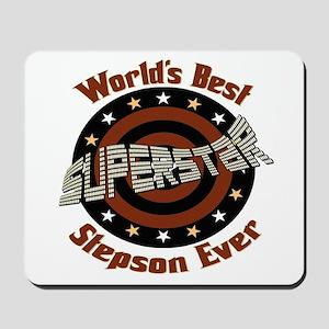 Superstar Stepson Mousepad